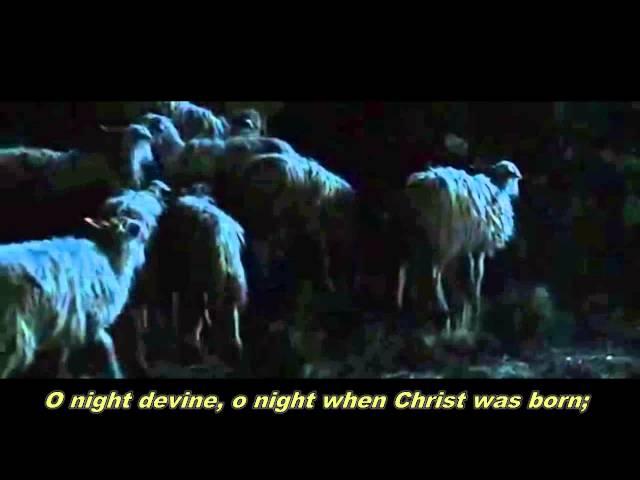 CHRISTMAS - O HOLY NIGHT - Free MIDI Karaoke