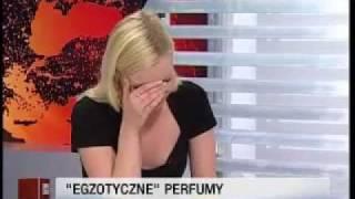 Egzotyczne perfumy o zapachu spermy – prowadzący nie wytrzymali…