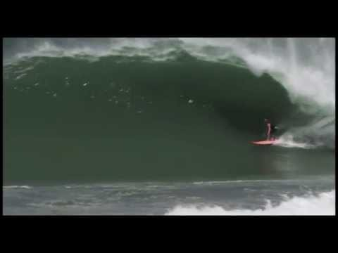 nic lamb - Nic Lamb (Santa Cruz, California) drops in deep and cruises on through on a solid barrel right at Puerto Escondido, Mexico on July 5, 2014. Video by Kevin Roberts/Mavericks Moments/Taubleib...