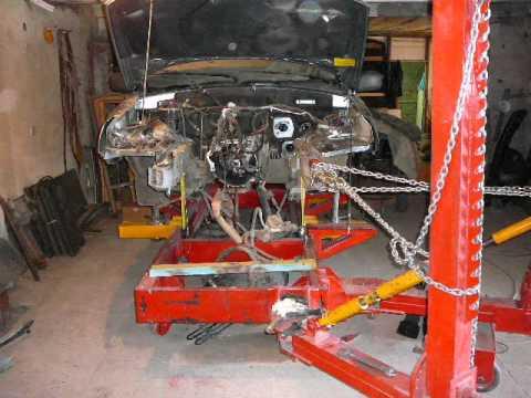 Авто ремонт своими руками нива шевроле 76