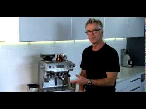 Breville – the Oracle – How to use the worlds first automatic manual espresso machine