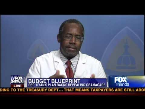 Dr. Benjamin Carson on Obama's Destructive Healthcare Plan – 3/12/13