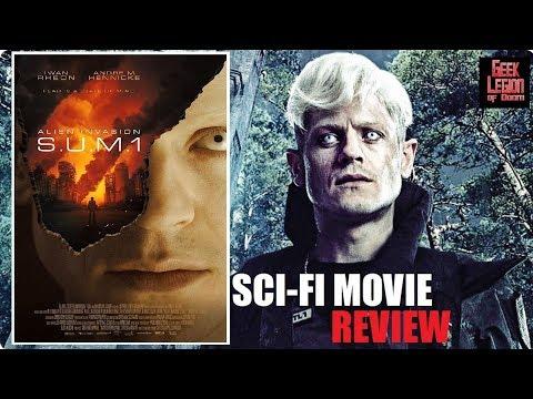ALIEN INVASION : S.U.M.1 ( 2017 Iwan Rheon ) aka SUM1 Sci-Fi Movie Review
