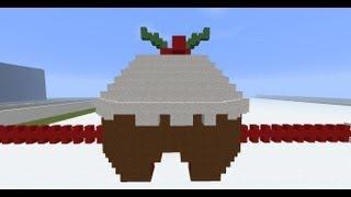 LizzyVille | Minecraft Creative Village | Ep # 13 'Santa's List'