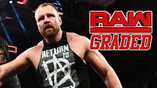 Nonton WWE Raw: GRADED (13 August) | Dean Ambrose Returns Film Subtitle Indonesia Streaming Movie Download