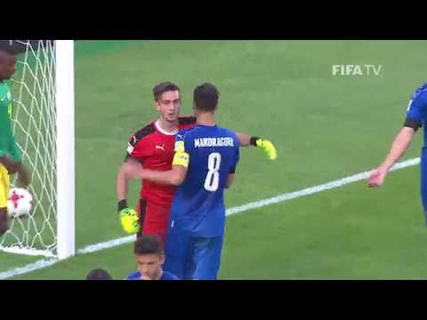 Match 19: South Africa v. Italy - FIFA U-20 World Cup 2017 (видео)