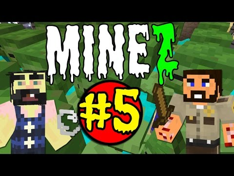 Off - Leave a LIKE for more MineZ Zombie hunting goodness w/ VintageBeef! MineZ is kinda like DayZ in Minecraft...walk from town to town, scavenge for supplies, avoid zombies, get jumped on by other...