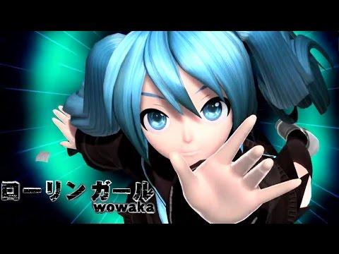 Video [PDA-FT] Rolling Girl [Hatsune Miku] (sub español) by: *Miku-nya* xD download in MP3, 3GP, MP4, WEBM, AVI, FLV January 2017