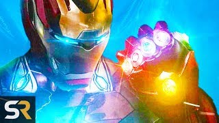 These Marvel Characters All Wore The Infinity Gauntlet by Screen Rant