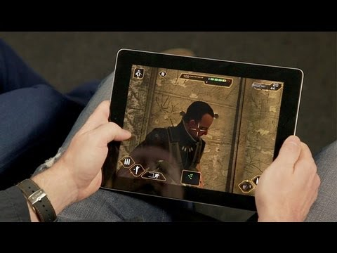 Square Enix Announces 'Deus Ex: The Fall' For iPad And iPhone