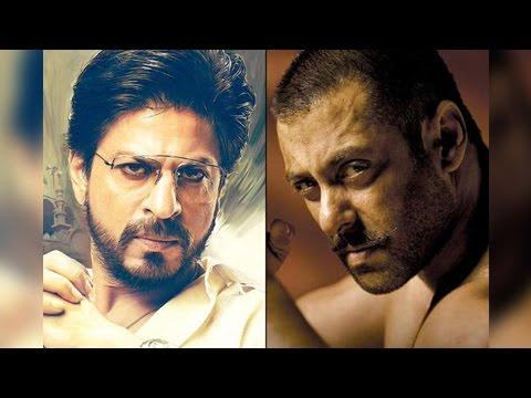 Shahrukh Khan's Raees BEATS Salman Khan's Sultan |