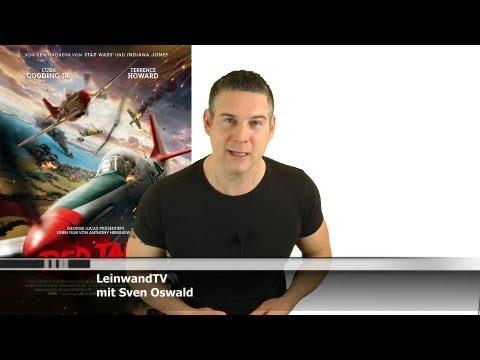 Red Tails - Trailer Kritik und viel Info - deutsch HD