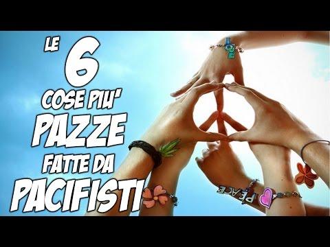 le 6 cose più pazze fatte da pacifisti