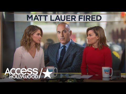 Natalie Morales Addresses Former 'Today' Co-Worker Matt Lauer's Firing: 'I Am In Shock'