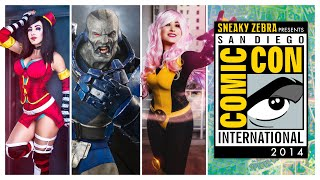 The Best Cosplayers At San Diego Comic Con 2014
