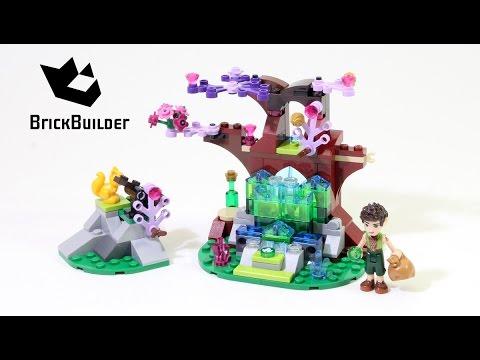 """Конструктор Lego Elves 41076 """"Фарран и Кристальная долина"""""""