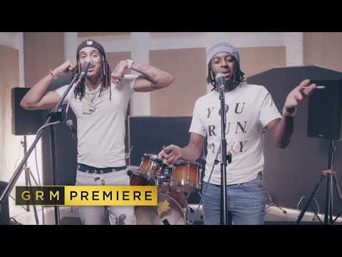 D Block Europe (Young Adz x Dirtbike LB) – Perkosex [Live Performance] | GRM Daily