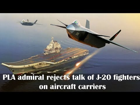 China's J-20 Stealth Fighter Won't...
