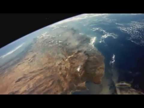 Lots of UFO flights caught NASA / Множество полетов НЛО пойманы НАСА