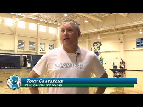 Islander Volleyball Open Practice