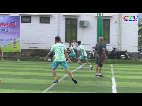 Cam Lộ tổ chức giải bóng đá nam 7 người mở rộng 2019