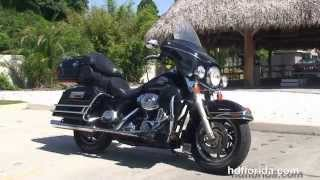 10. Used 2007 Harley Davidson Ultra Classic Electra Glide Motorcycles for sale - Lakeland, FL