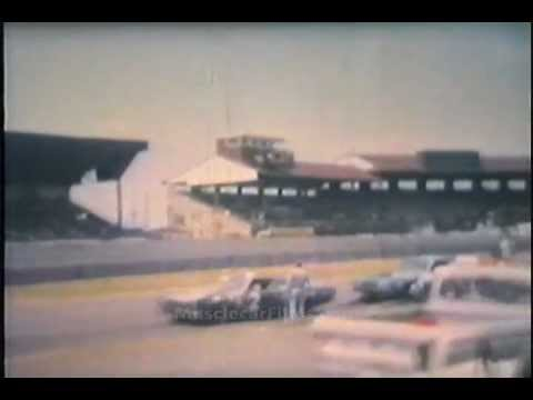 1970 NASCAR at Trenton NJ - home movies
