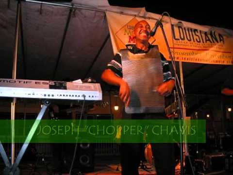 Leon Chavis & The Zydeco Flames- Green Light