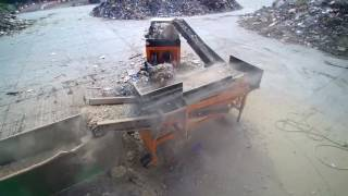 Doppstadt DW 3060 with HS 401 Selector Star Screen