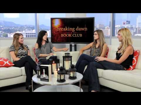 Breaking Dawn Book Club - Before & After Car, Bachelor Parties! Chapters 1-2