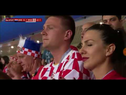 HIGHLIGHTS CROATIA VS ENGLAND 2:1 - SEMI FINAL PIALA DUNIA 2018