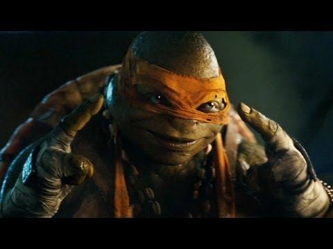 """New """"Teenage Mutant Ninja Turtles"""" Trailer"""