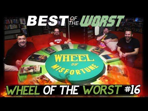Best of the Worst: Wheel of the Worst #16 (видео)