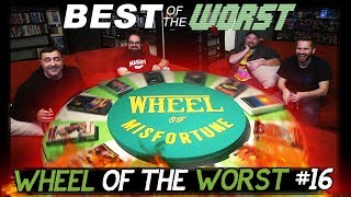 Video Best of the Worst: Wheel of the Worst #16 MP3, 3GP, MP4, WEBM, AVI, FLV Mei 2018