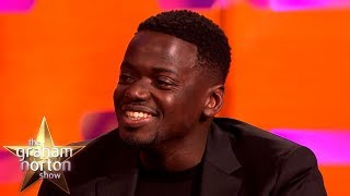 Daniel Kaluuya Hugged Oprah at the Golden Globes | The Graham Norton Show