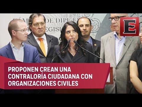 Frente Ciudadano pide que ciudadanos maneje recursos destinados a reconstrucción por 19S