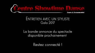 Gala 2017 Teaser Centre Showtime Danse Cergy