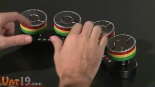 Caribbean Finger Drums