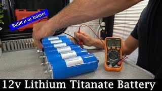 Video DIY 12v LTO (Lithium Titanate) Battery MP3, 3GP, MP4, WEBM, AVI, FLV September 2019