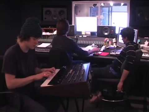 MGMT Recording Electric Feel