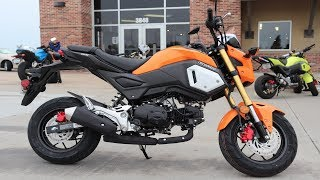 9. THE NEW GROM...