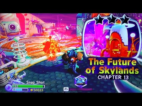 Wolfgang - Chapter 13 The Future of Skylands. Travel 10000 years into the future to capture Wolfgang before his concert begins These videos are our record of how things developed over the course of...