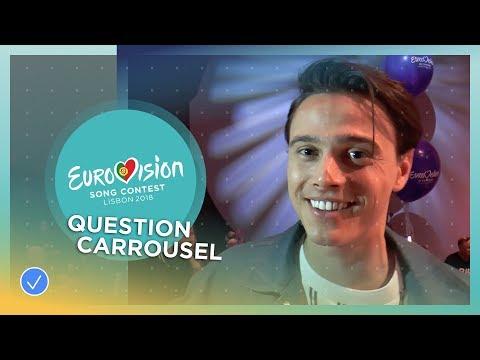 Question Carrousel: NETTA's teen crush was SNOOP DOGG?!