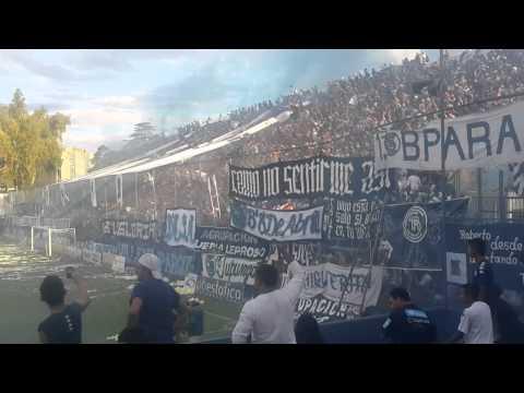 Recibimiento + Himno - Los Caudillos Del Parque Vs Independiente - Los Caudillos del Parque - Independiente Rivadavia - Argentina - América del Sur