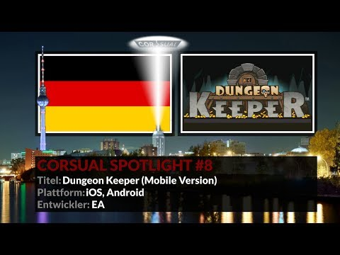 Dungeon Keeper (mobile) | Corsual Spotlight #8