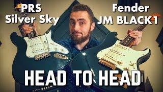 Video PRS Silver Sky vs Fender Black1 John Mayer Signature    Head To Head Demo By Rhett Shull MP3, 3GP, MP4, WEBM, AVI, FLV Agustus 2018