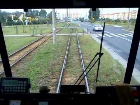 Nauka jazdy tramwajem w Grudziądzu
