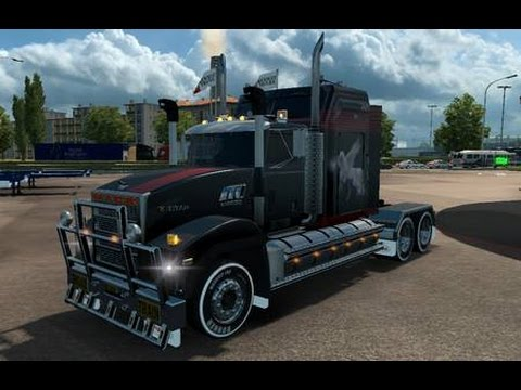 Mack Titan v8 1.2x.x