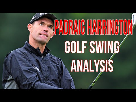 Padraig Harrington's Golf Swing Analysis (Rotary Swing Instructor Chris Tyler)