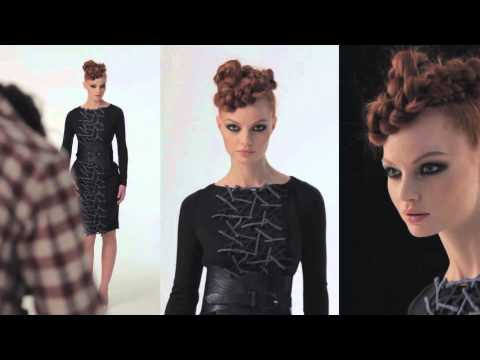 Rohmir AW13/14 Shooting Video by Adrian Ruiz Rae 25th February 2013